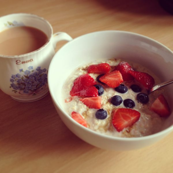 Chilled Oats Recipe 3