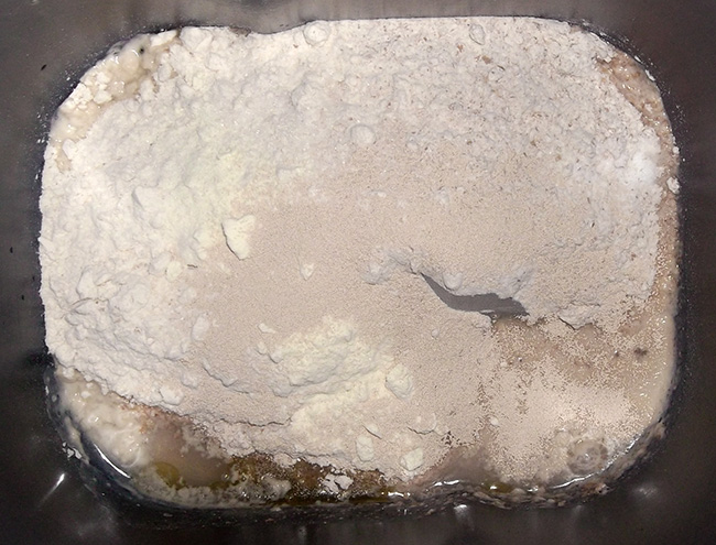 Rustic Wholemeal Pizza Recipe 2