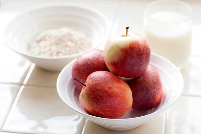 Apple Almond Porridge Recipe 1