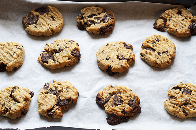 Healthy Coconut & Chocolate Cookie Recipe 5