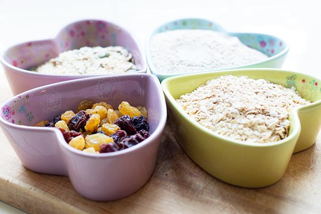 Healthy Fig & Oat Crumble Bar Recipe 2