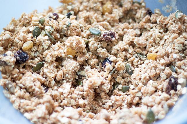Healthy Fig & Oat Crumble Bar Recipe 3