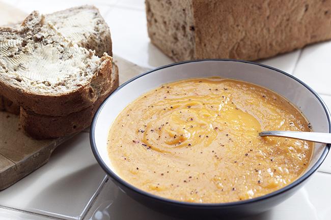 Sweet Butternut Squash & Chilli Recipe 2