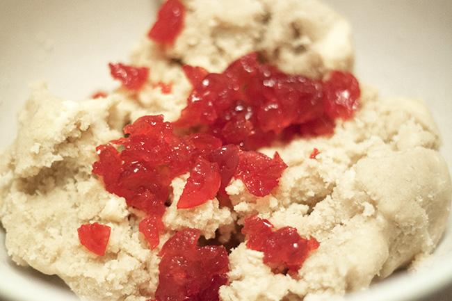 Cherry and Almond Shortbread Recipe 3