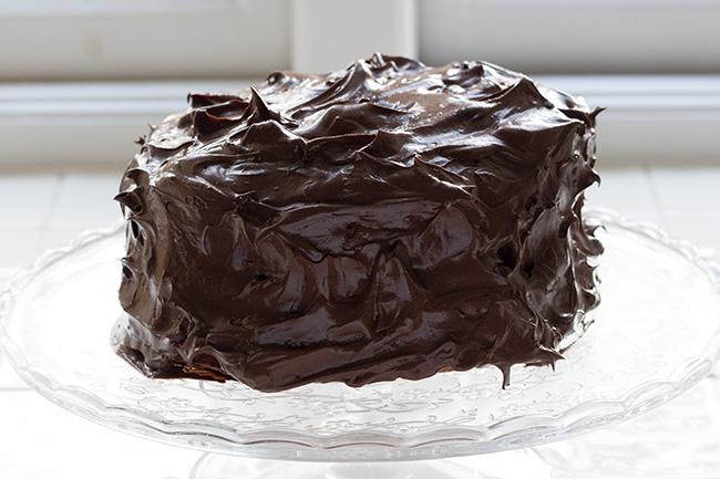 Hidden Dark Chocolate & Orange Cake Recipe 5