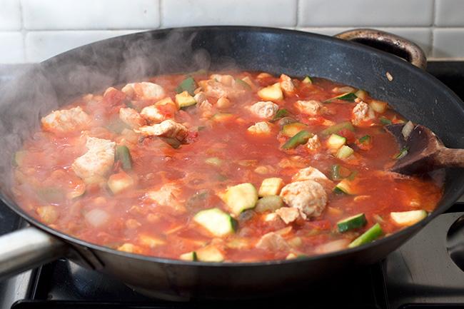 Easy & Healthy Turkey Curry Recipe 2