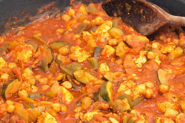 Easy & Healthy Turkey Curry Recipe 3