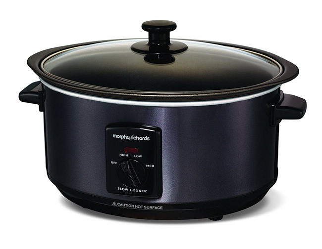 Morphy Richards Accents 48703 Sear and Stew Slow Cooker Review