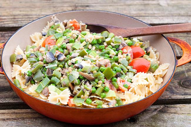 Super Food Vegetable Pasta Recipe 5