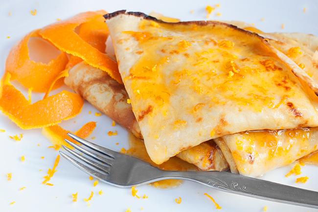 Classic Crepe Suzette Recipe 4