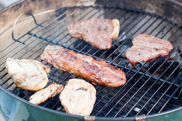 Summer BBQ Ideas (That doesn't include burgers or sausages!) 2