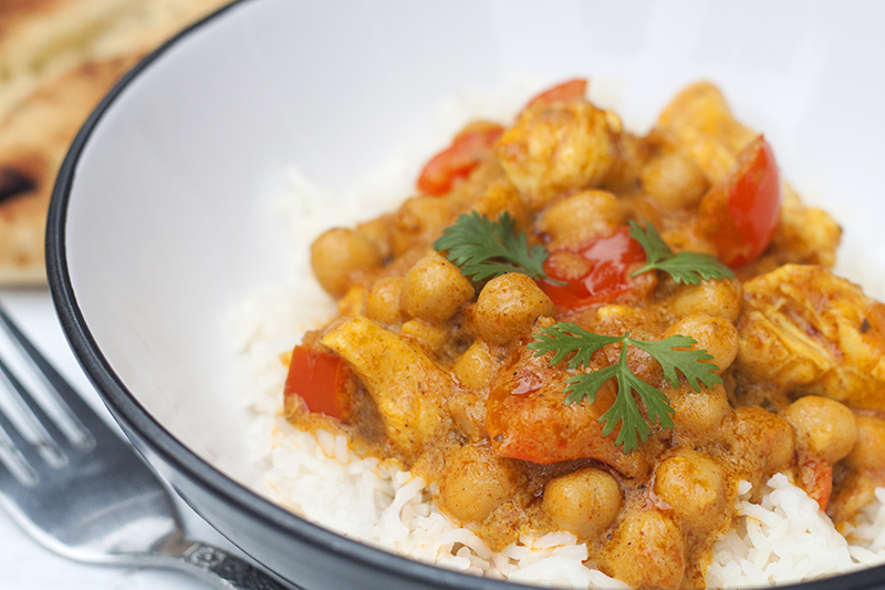 Quick and Tasty Chicken Curry Recipe 3