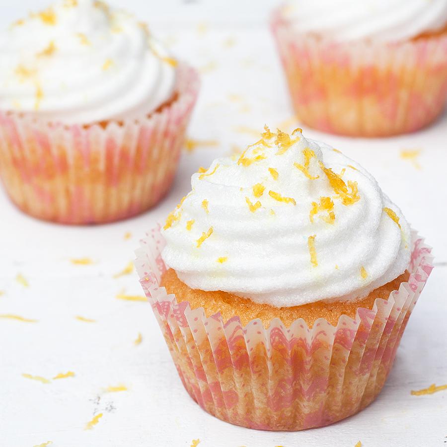 Lemon Cake Cupcake Recipe