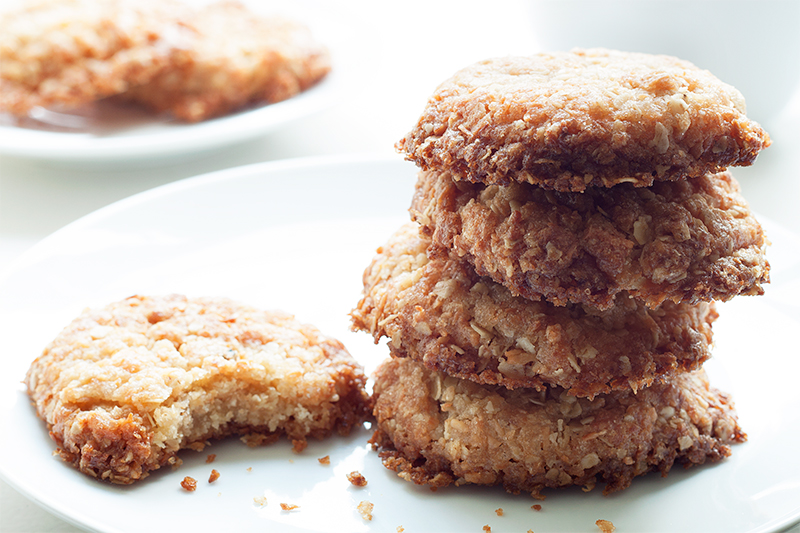 Moreish Anzac Biscuit Recipe 1