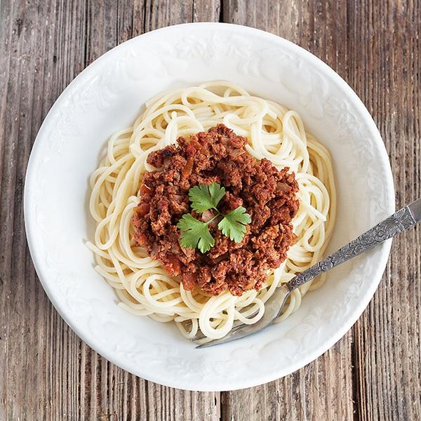 Slow Cooked Spaghetti Bolognese Recipe 2