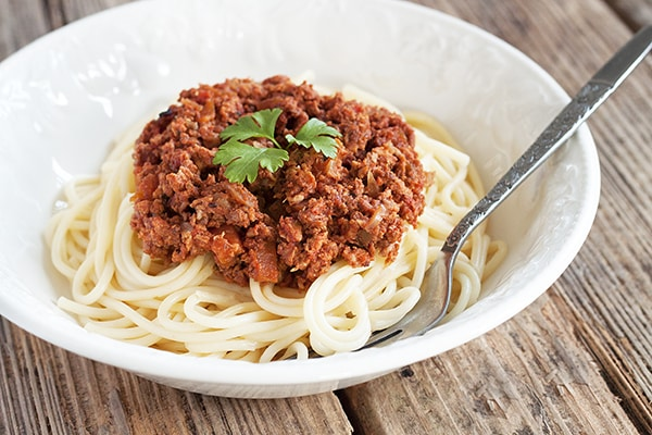 Slow Cooked Spaghetti Bolognese Recipe 3