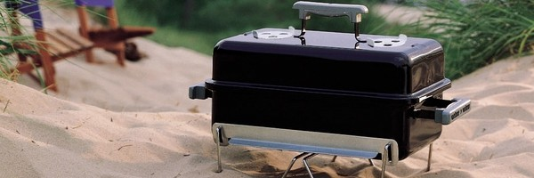 Best Portable BBQs For Camping & Travel