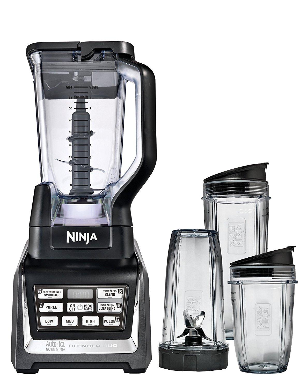 Nutri Ninja Auto iQ BL642UK