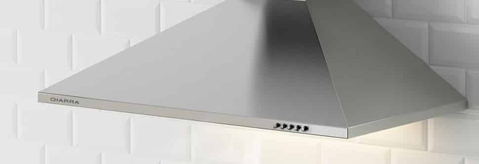 Best Cooker Hoods & Kitchen Extractor Fans