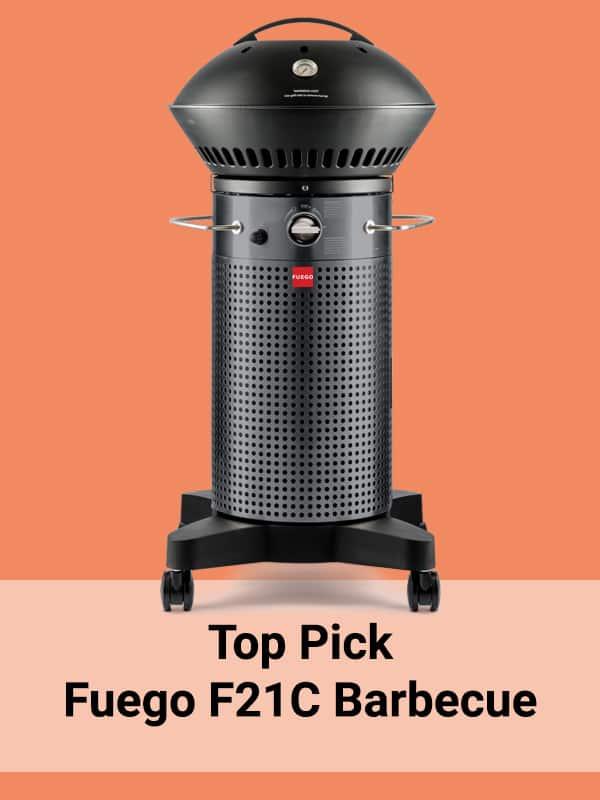 Top pick Fuego F21C Barbecue