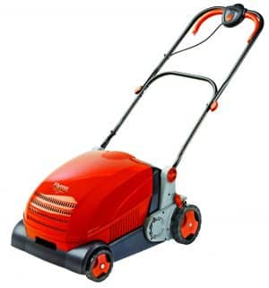 Flymo Compact 3400 Electric Lawnrake