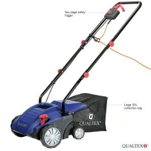 Qualtex 2in1 Electric Aerator Scarifier
