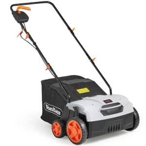 Vonhaus Electric Lawnrake