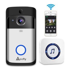 Accfly Wireless Video Doorbell