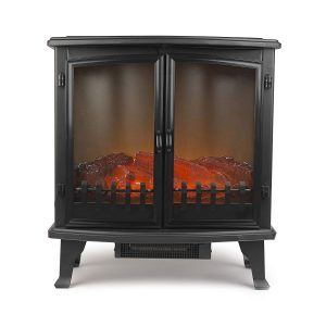 Beldray Glass Sided Freestanding Electric Fire