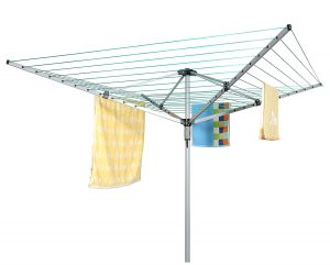 Funkybuys Heavy Duty Rotary Airer
