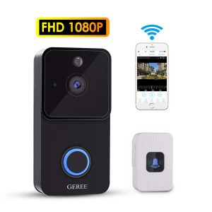 Geree Hd Wireless Video Doorbell