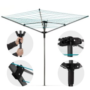 Livivo Heavy Duty Rotary Washing Line