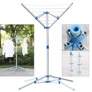 Multiware Foldable Rotary Airer