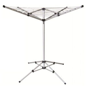 Oypla 4arm Freestanding Rotary Airer