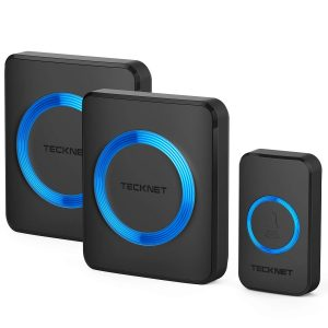 Tecknet Waterproof Wireless Doorbell
