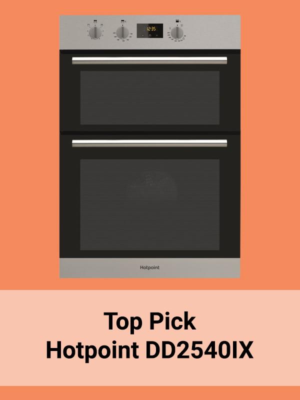 Top pick build under double oven