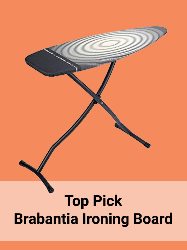 Top pick ironing board