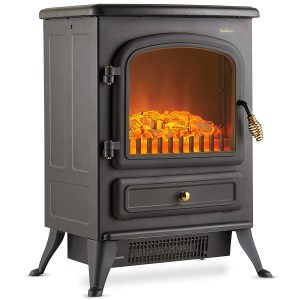 Vonhaus Electric Log Burner