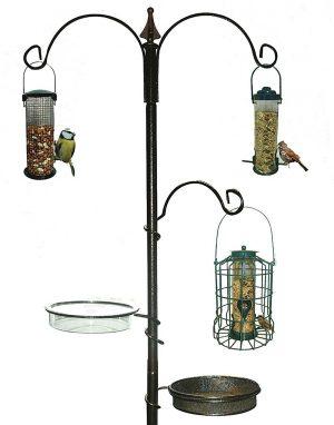 Elitezotec Traditional Hanging Bird Table