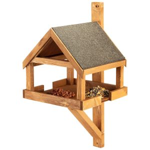 Home And Roost Hove Wallmounted Bird Table