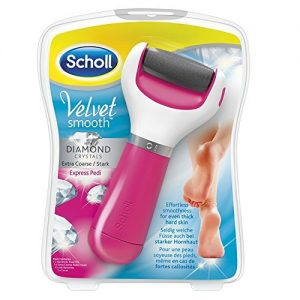 Scholl Velvet Smooth Electric Foot File