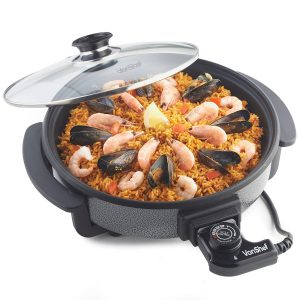Vonshef Multi Cooker Electric Frying Pan