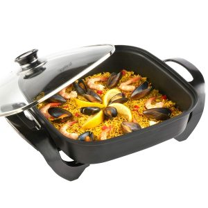 Vonshef Square Multi Cooker Electric Frying Pan